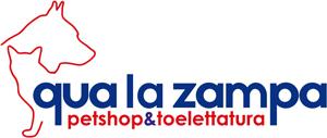 Qua la Zampa Logo