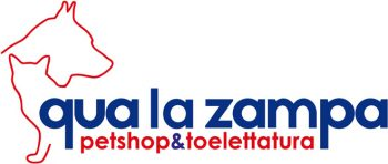 Logo Qua la Zampa Noventa 2x