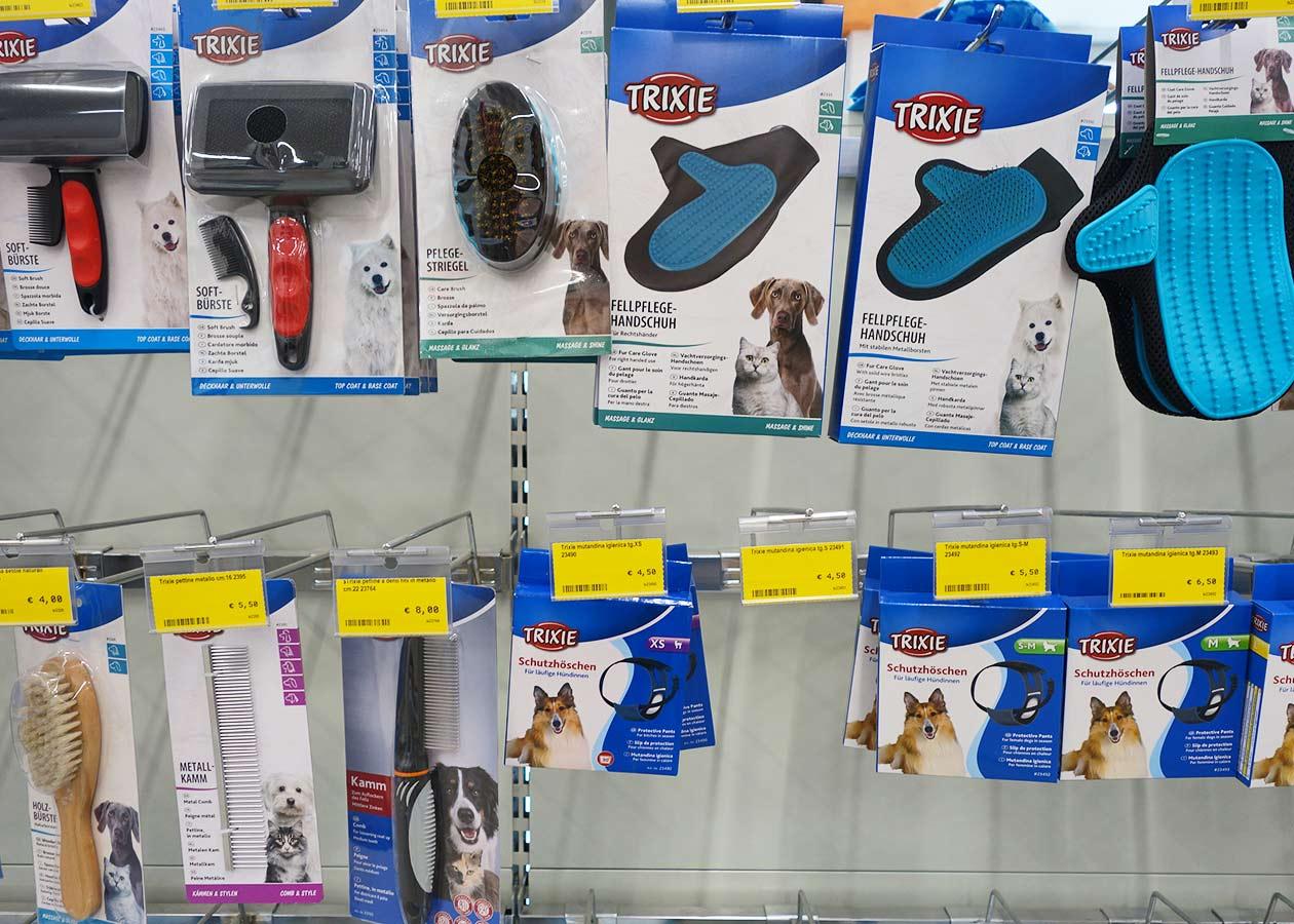 Qua la Zampa Noventa negozio per animali accessori